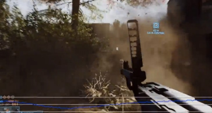 Battlefield 4 PS4 gameplay tests 60FPS drop rate