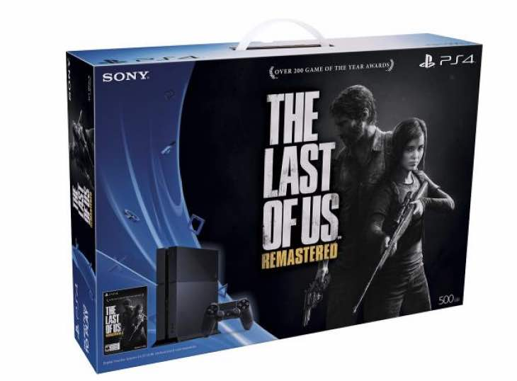 New PS4 bundle with free camera in US
