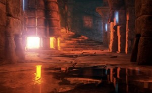 PS4 Deep Down graphics with new dungeon