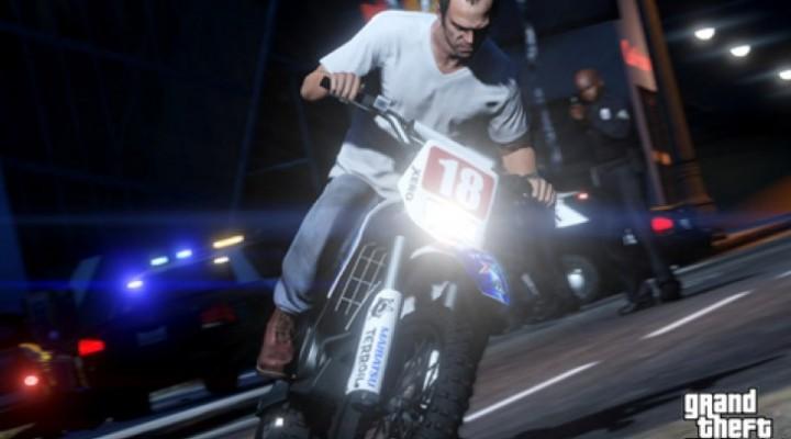 PS4 digital relevance after GTA V record