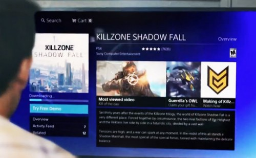 Let's hope Sony has a good digital strategy for PS4.