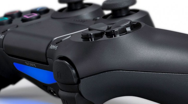 PS4 update with DualShock 4 light bar option