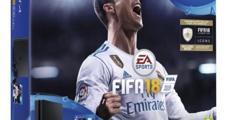 Best FIFA 18 PS4 Bundle price at Tesco