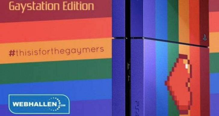 PS4 GayStation needs official release, Sony
