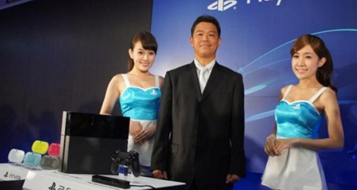 Sony PS4 release date 2013 joy for Asia