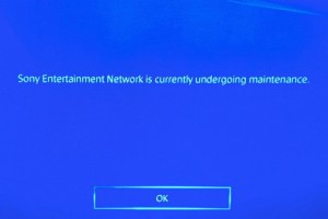 PSN down on Monday affects online play