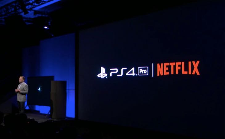 Apple Auto Sales >> PS4 Pro 4K Netflix app release date excitement for Luke ...
