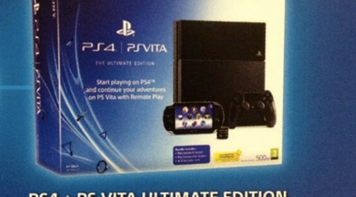 PS4 PS Vita bundle for $500 would win over fans