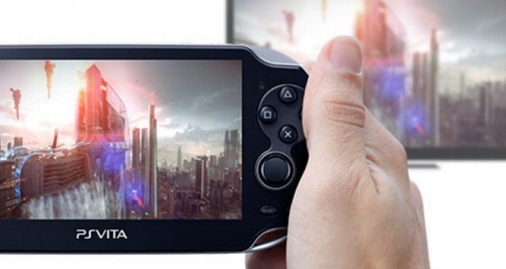 PS4 remote play with PS Vita mandatory dreams