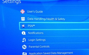 PSN sign-in advised before not working
