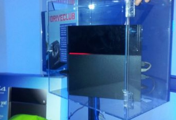 PS4 photo with 'Red light of death' overheat claims