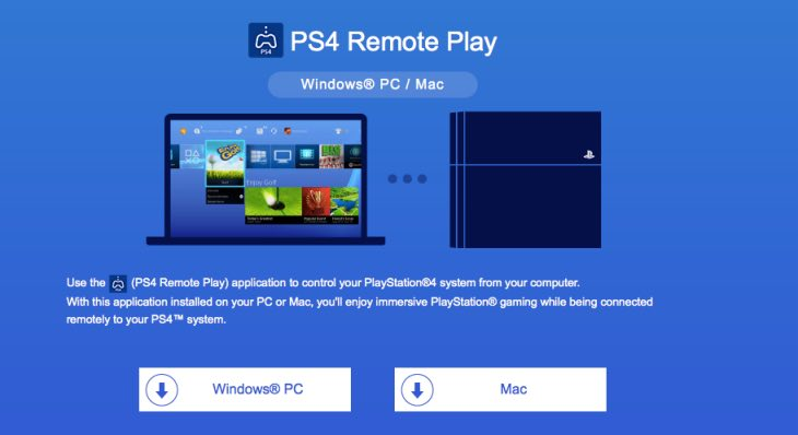 ps4 how to set up remote play without tv
