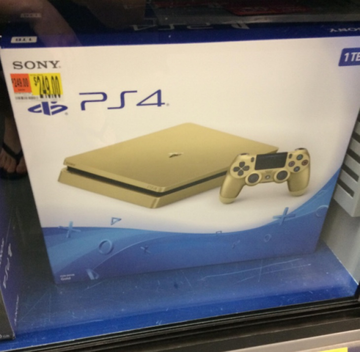 ps4-slim-gold-price