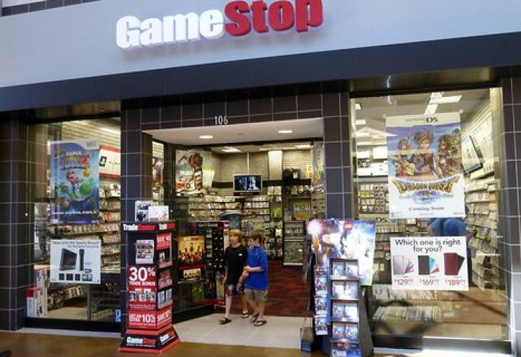 Sony PS4 stock fears after GameStop block