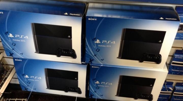 PS4 UK stock contingency plan for broken consoles