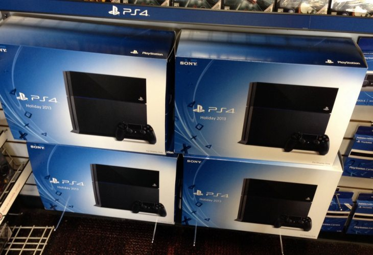 PS4 UK stock contingency plan for broken consoles