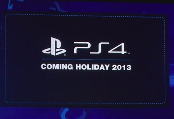 Sony PS4 UK release date in 2013 still in doubt