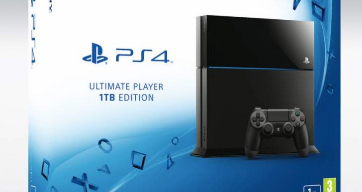 PS4 1TB Ultimate Player Edition US, UK price MIA