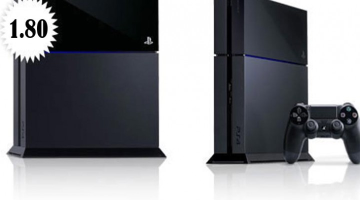 PS4 1.80 update eyed after 1.74 notes
