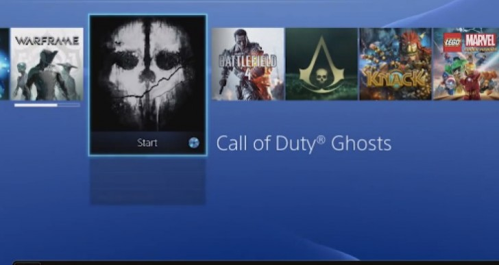 PS4 has voice controls like Kinect too