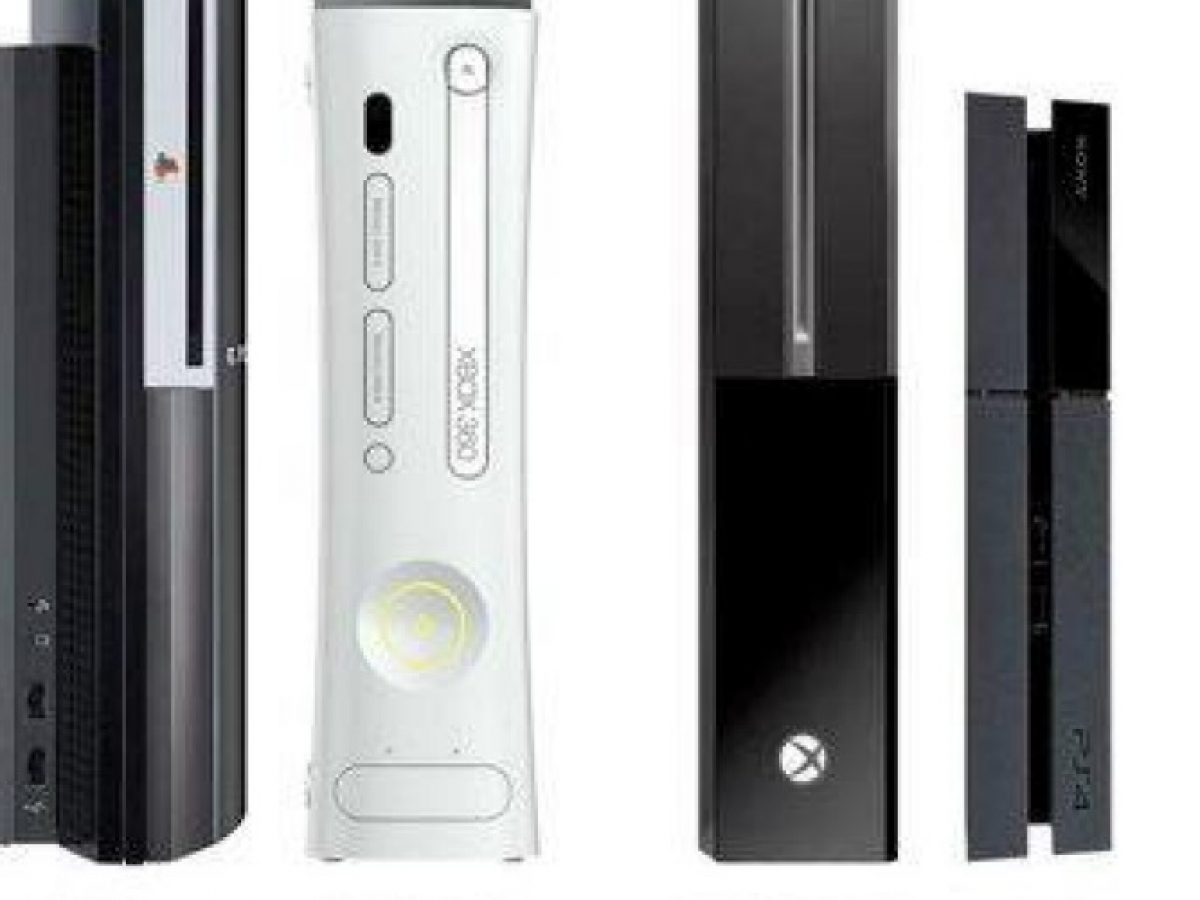 Sony Ps4 Vs Xbox One Size With Clear Winner Product Reviews Net