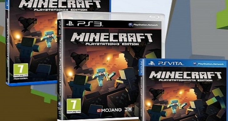Minecraft PS4, Xbox One upgrade news