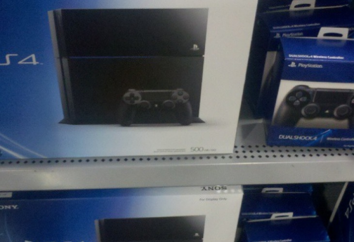 PS4, Xbox One retail boxes exposed pre-launch