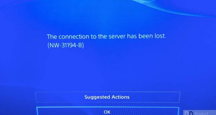 PSN down without maintenance warning say users