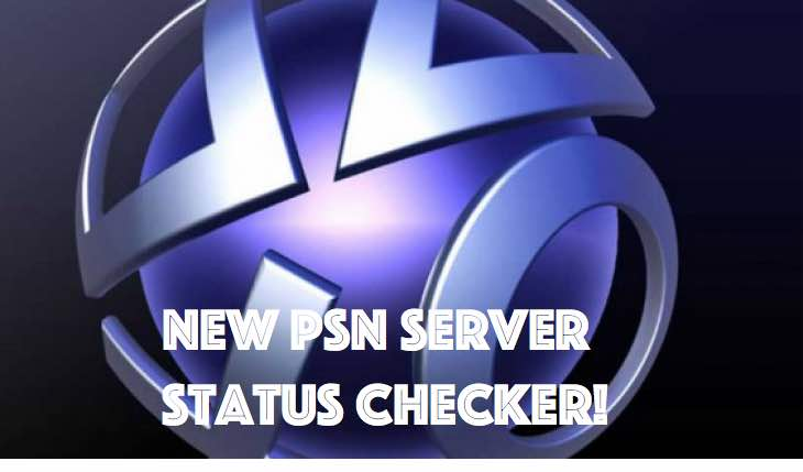 PSN server status checker updated by Sony