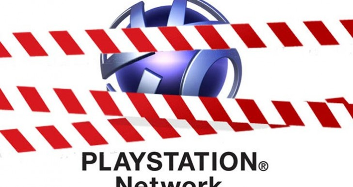 PSN down today after massive online DDOS attack