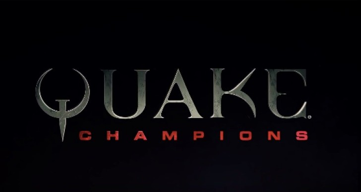 Quake Champions release date after closed beta