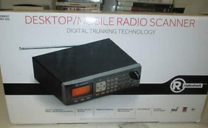 RadioShack PRO-652 specs for Desktop Radio Scanner