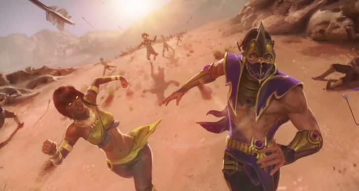Mortal Kombat X Kombat Pack 2 desperation from fans