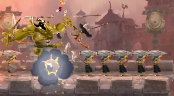 Rayman Legends expansion after delay gives happy ending