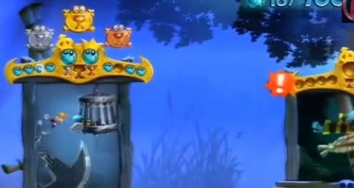 PS Vita anger with Rayman Legends missing content
