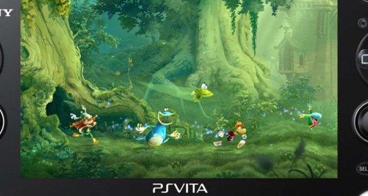 Rayman Legends on PS Vita a perfect fit in 2013