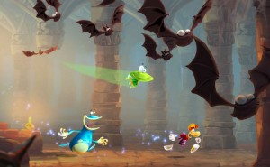 PS Vita solution for Rayman Legends content