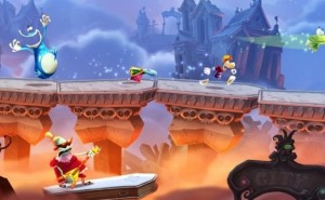 Rayman Legends PS Vita levels completes Wii U misery