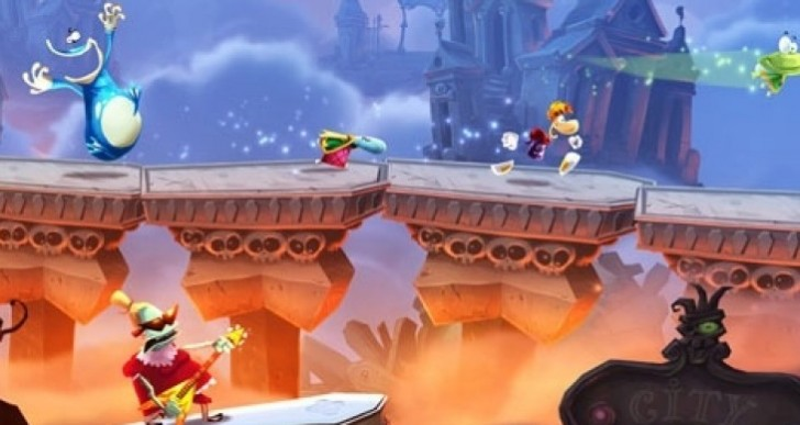Rayman Legends PS Vita levels completes Wii U misery