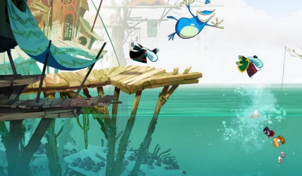 Rayman Legends Wii U demo to ease platform pain