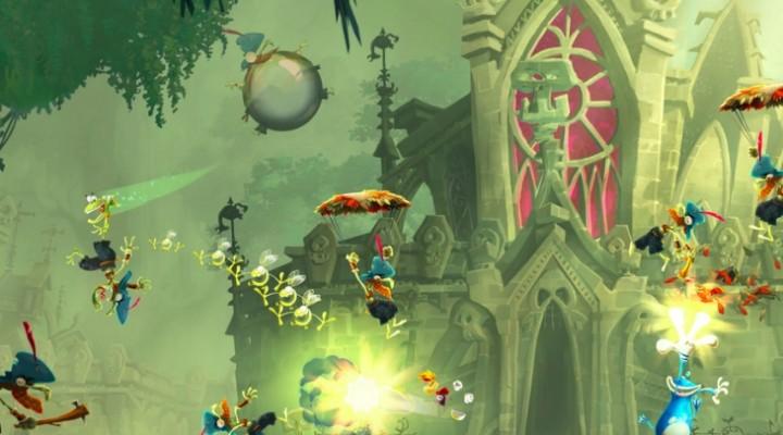 Rayman Legends Wii U dominance despite multiplatform
