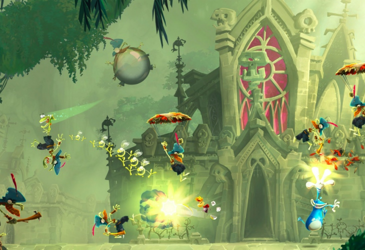 Rayman Legends Wii U dominance despite multiplatform