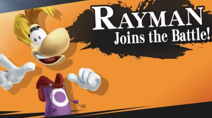 Super Smash Bros Rayman DLC makes fans sad