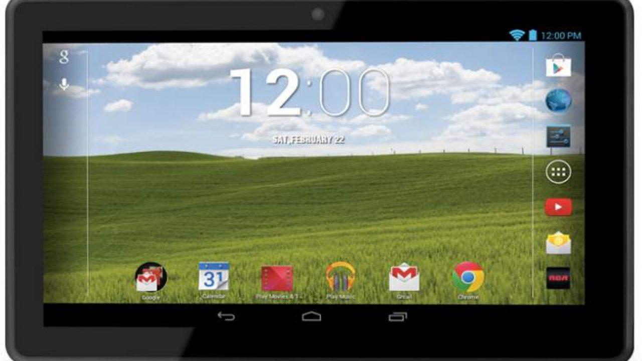 RCA Pro 10 Tablet review of specs with manual – Product