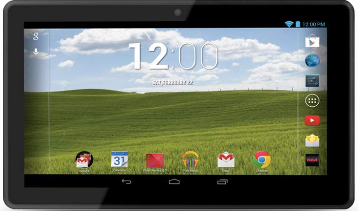 Rca Pro 10 Tablet Review Of Specs With Manual Product Reviews Net
