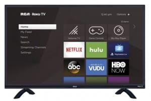 RCA 55 RTRU5527-W Roku 4K TV reviews missing