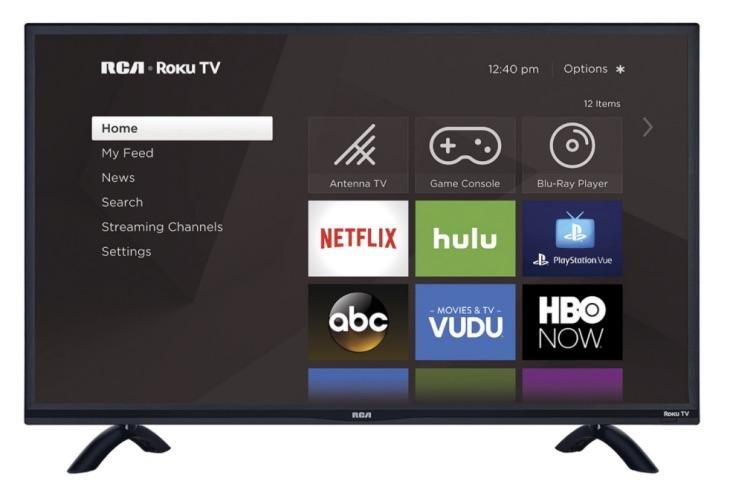 RCA 55 RTRU5527-W Roku 4K TV reviews missing