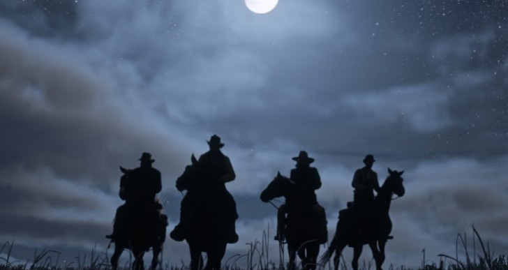 Red Dead Redemption 2 jealousy on PS4 Vs Xbox One exclusives