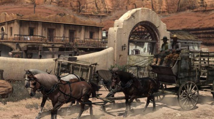 Red Dead Redemption 2 ideal era and setting