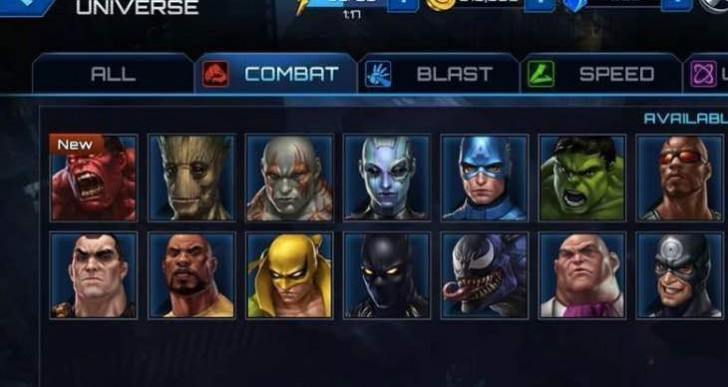 Marvel Future Fight Red Hulk rumors after image leak